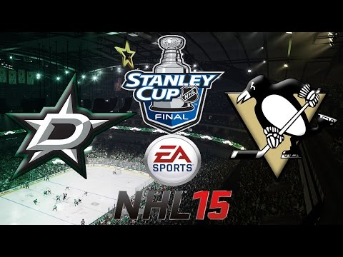 NHL® 15 - Dallas Stars vs Pittsburgh Penguins Stanley Cup Final Game 7 Overtime