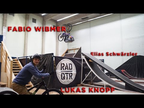 FABIO WIBMER, LUKAS KNOPF & ELIAS SCHWÄRZLER | SICKSERIES Session at RadQuartier