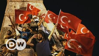 Many Turks believe Erdogan will bring new Ottoman Empire | DW English