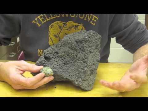 Identifying Basalt Porphyry