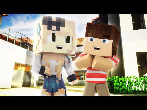 Minecraft School - FIRST LOVE BACK! (Minecraft Roleplay) #25