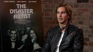 """Greg Sestero on writing """"The Disaster Artist"""" - """"Tommy approved 40% of it"""""""