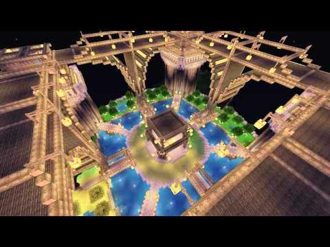 Minecraft Server Spawn - ForgeDynamics Build Team