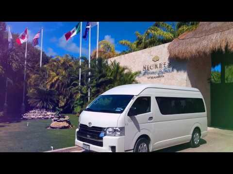 Cancun Transfer Service: Airport to Playa del Carmen, Tulum & Riviera Maya Hotels