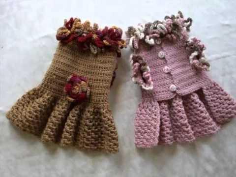 Crochet Dog Jackets Set Of Useful Picture Ideas | Crochet Dog Jackets Dogs