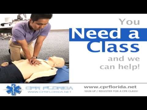 CPR Florida - cpr aed bls pet first aid certification training classes south fl