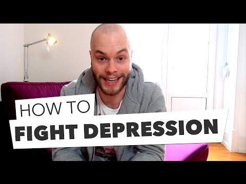 How To Fight Depression, Fix Depression And Overcome Low Self Esteem Without Medication | #012