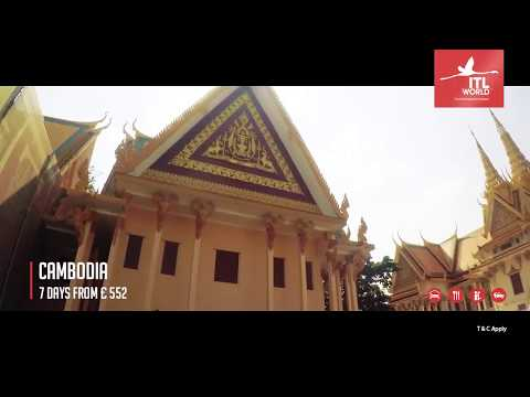 Best Holiday Deals to Cambodia