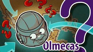 ¿De dónde vinieron los OLMECAS? - CuriosaMente 192