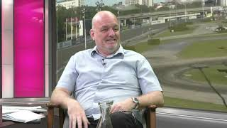 Stor intervju med Jarmo Niskanen inför Elitloppet