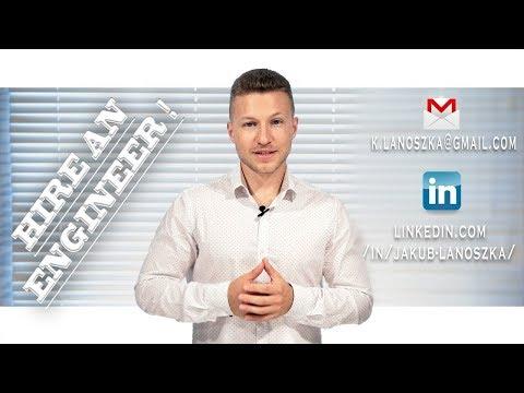 Engineer Video Resume/CV