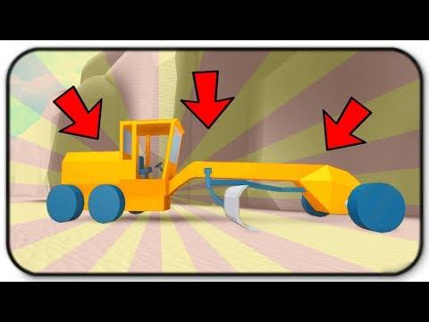 (Money Code) New Vehicle! Grader  - Roblox Snow Shoveling Simulator