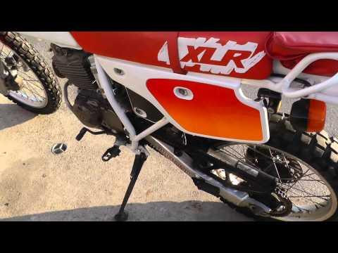 HONDA XLR250 1992 BUY AND SELL PROSHOP BIKEOFF MOTORCYCLE JAPAN