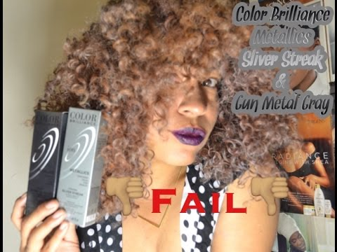 Ion Color Brilliance Temporary Liquid Hair Make Up Fail