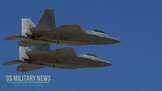 The F-22 Raptor Came Face to Face With Russia
