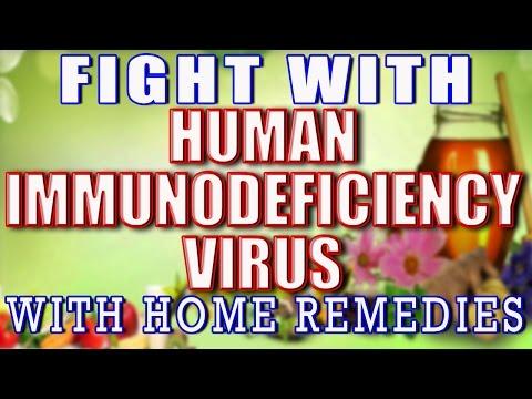 Home Remedies for HIV (Human Immunodeficiency Virus) II एचआईवी का घरेलू उपचार II