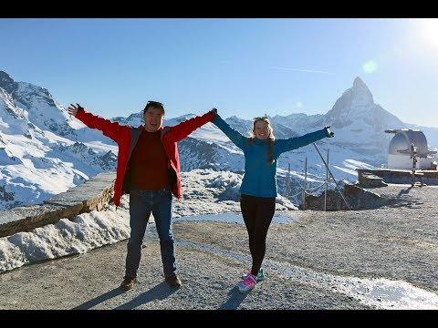 Zermatt to Zurich