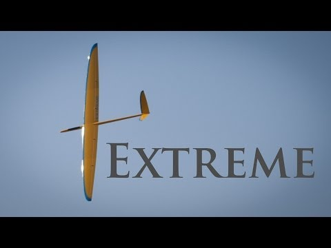 F3F Extreme Ridge Soaring at Haresfield, UK