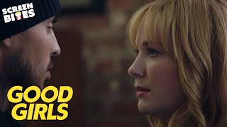 Beth Breaks into Rio's House | Good Girls | SceneScreen