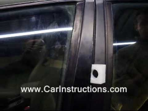 How To Unlock A Car Door In A Minute