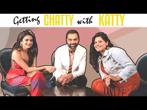 Xxx Mp4 Mithila Palkar And Abhay Deol React To Cheesy Pick Up Lines Getting Chatty With Katty Chopsticks 3gp Sex