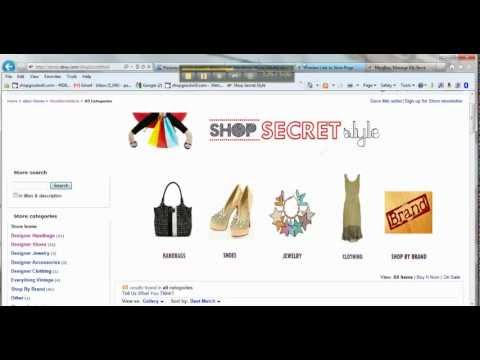 How to Create Your Own eBay Store Custom Header