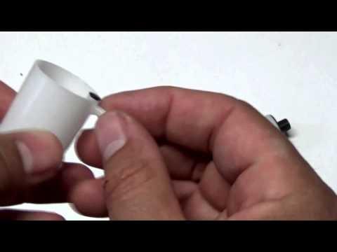 First Look Testors Aztek Professional A7778 metal airbrush Part 1
