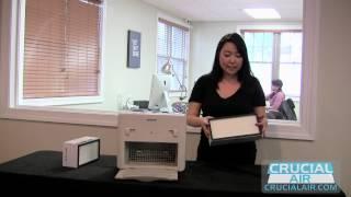 Crucial Air Surround Air Multi Tech XJ-3000C Air Purifier Filter Replacement