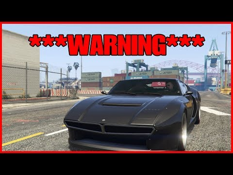 GTA ONLINE - ***WARNING*** DO NOT BUY THE VISERIS UNTIL YOU WATCH THIS!