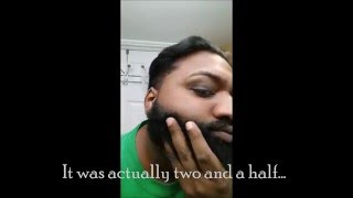 Indian Guy Shaves Beard After Months - Funny Reactions