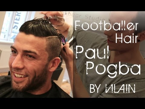 Faux Hawk Like Paul Pogba & Cristiano Ronaldo | By VIlain Gold Digger