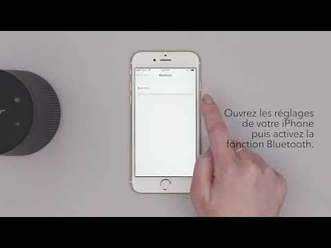 Comment connecter un appareil Bluetooth à votre iPhone