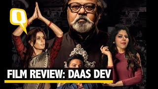 'Daas Dev': Intriguing One-Time Watch With Too Many Plot Twists