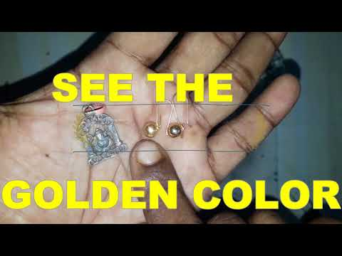 HOW TO KNOW GOLD IS REAL | HOW TO SPOT FAKE GOLD