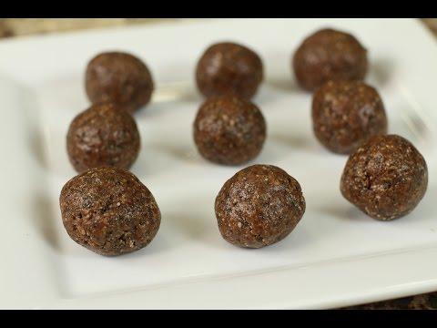 (No Bake) Protein Power Balls   Gluten Free   Paleo by Rockin Robin