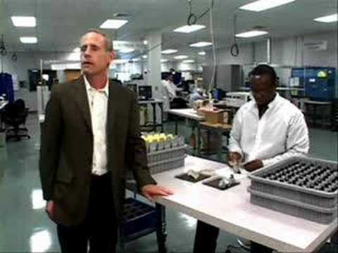 Lighting Company's Carbon Footprint Reduction Program