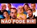 NÃO PODE RIR! com Luba, Gigante Léo, Kaio Oliveira e Marcela Lahaud