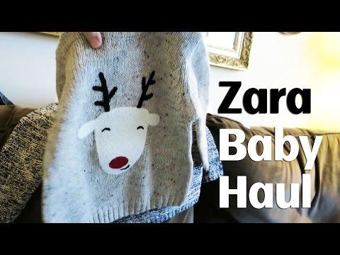 Zara Kids Baby Boy Haul - VLOGMAS BONUS - December 5, 2016