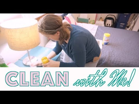Declutter and Speed Clean With Me!| Preparing for Baby! | steffiethischapter