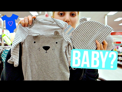 WHY ARE WE BUYING BABY CLOTHES?! AGAIN?!
