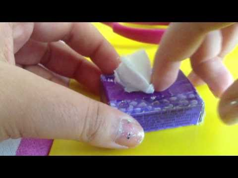 How to Make a AG Doll Tissue Box!