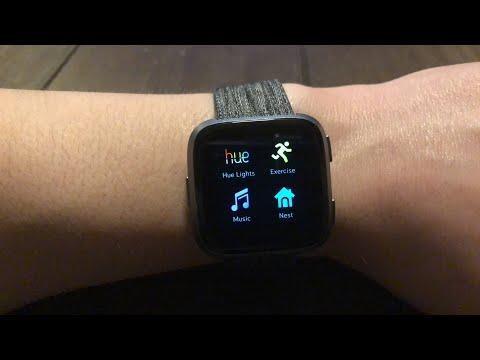 Top 5 Apps For Fitbit Versa Smartwatch