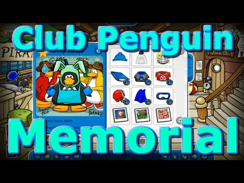 Decade Old Penguin Tripletboys Memorial | Club Penguin Memorial #1