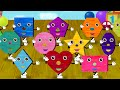 Shapes Song 31 Kids Songs And Videos CoCoMelon Nursery Rhymes Kids Songs