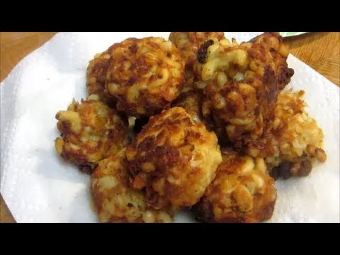Fried Macaroni and Cheese