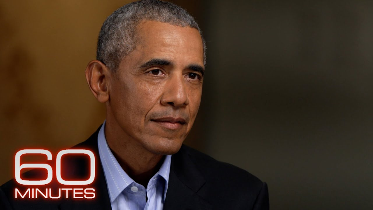 Barack Obama: The 2020 60 Minutes interview