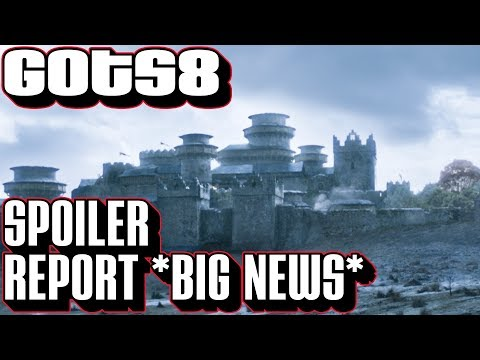 [Game of Thrones] Season 8 Spoilers | Set Video From Winterfell Filming & Cast Sightings