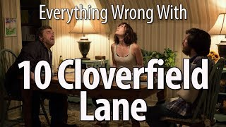 Everything Wrong With 10 Cloverfield Lane In 10 Minutes Or Less