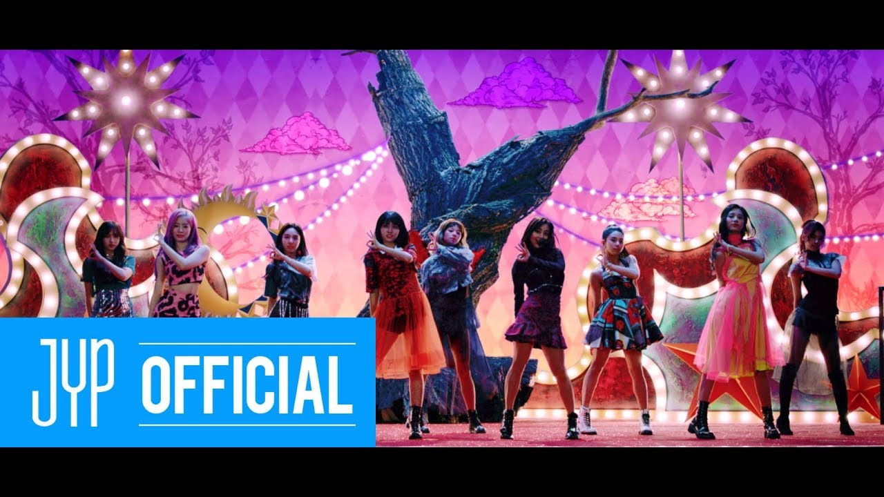 """TWICE """"YES or YES"""" M/V"""