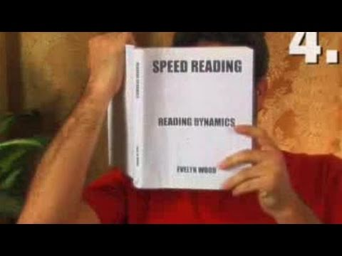 How To Do Speed Reading